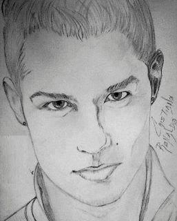 Cristiano Ronaldo by SookyRoCk.